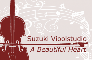 Suzuki Vioolstudio A Beautiful Heart