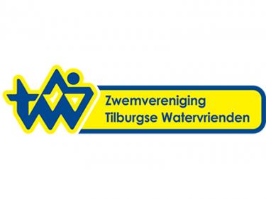 Tilburgse Watervrienden synchroonzwemmen