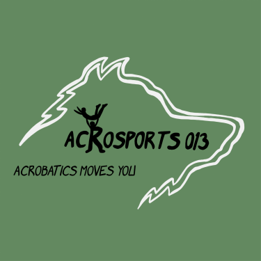 Logo AcroSports 013, Acrobatiek, Acroyoga & Circus